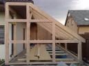 Výroba - zastřešení bazénu