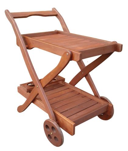 Servírovací stolek HECHT TRL - 302